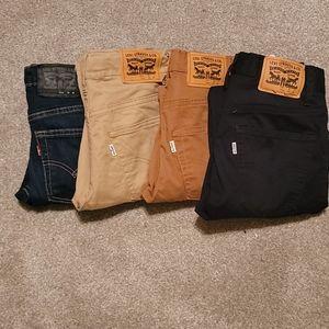 Boys Levi's 511 Slim fit jeans
